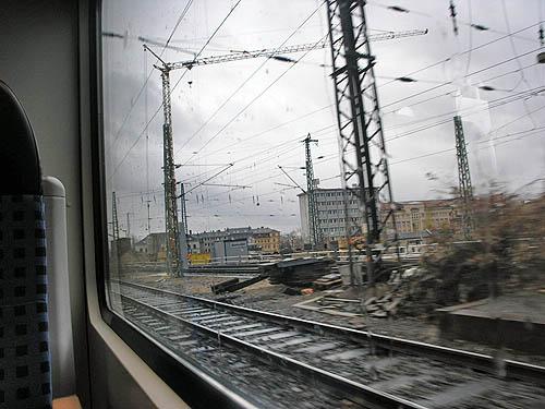 Dresden industry. Copyright ©, Daaim Shabazz.