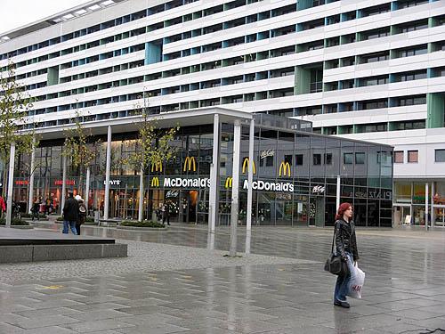 McDonalds. Copyright ©, Daaim Shabazz.