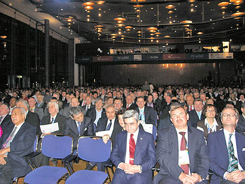Audience of Closing Ceremony. Photo by Daaim Shabazz.