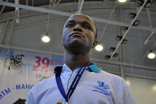 Patrick Kawuma, Uganda