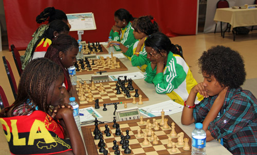 Angola vs. Ethiopia (women)