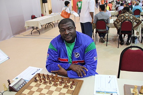 Charles Eichab (Namibia)