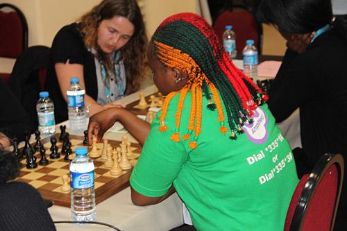 Constance Mbatha