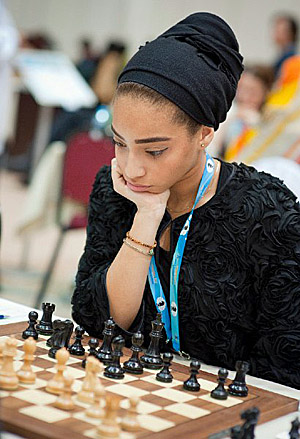Ghada Al-Khulaifi (Qatar)