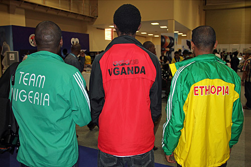 Pan-African