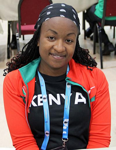 Khimuli Rehema  (Kenya)