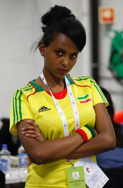 Haregeweyn abera alemu of ethiopia