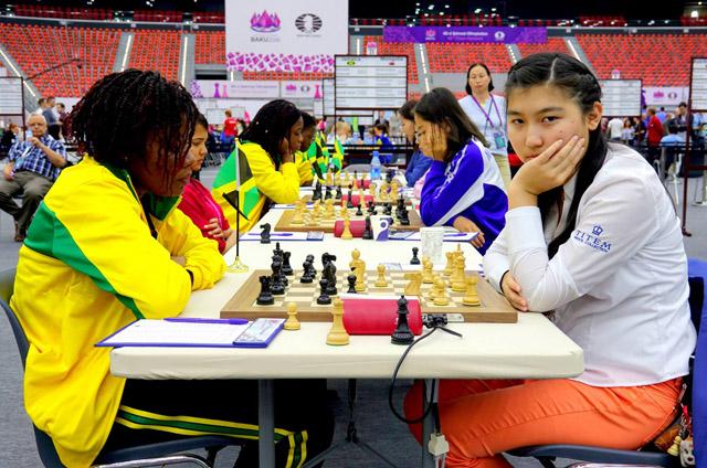Jamaica vs. Mongolia