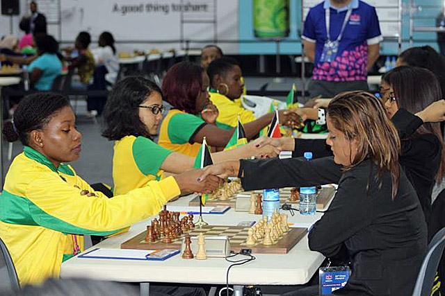Jamaica vs. Trinidad & Tobago (women)