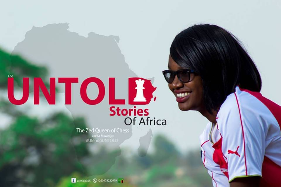 WFM Lorita Mwango... Untold Stories of Africa