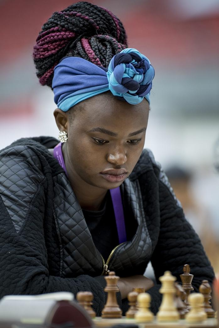 WFM Lorita Mwango