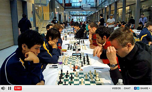 Wesley So (Webster A) -  Hedinn Steingrimsson (Texas Tech A)