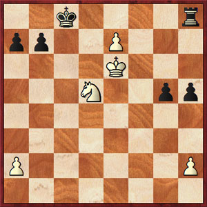 Heung-Odeh (2009 Philadelphia International) Position after 38.Nd5