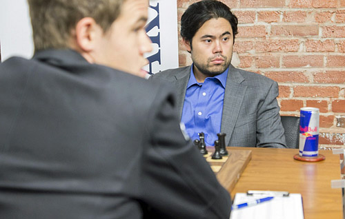 Will Nakamura find the forumula to upend Carlsen?