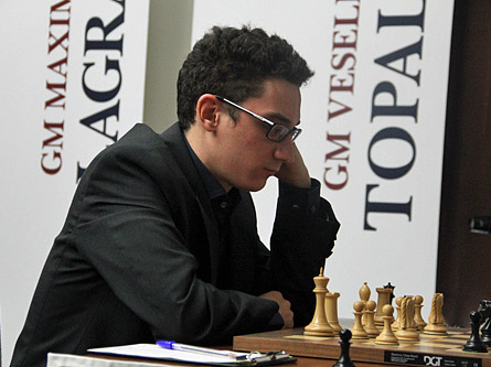 Caruana wins 2014 Sinquefield Cup!