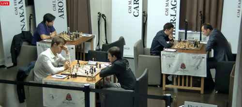 These five battled at 2014 Sinquefield and will return in August!