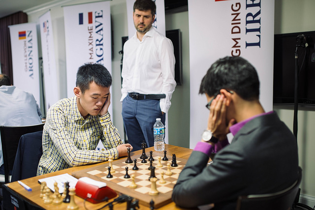 Ding Liren vs. Anish Giri