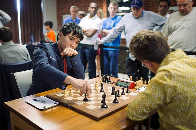 Levon Aronian vs. Wesley So