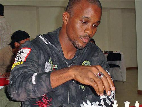 FM Ryan Harper (Trinidad & Tobago)