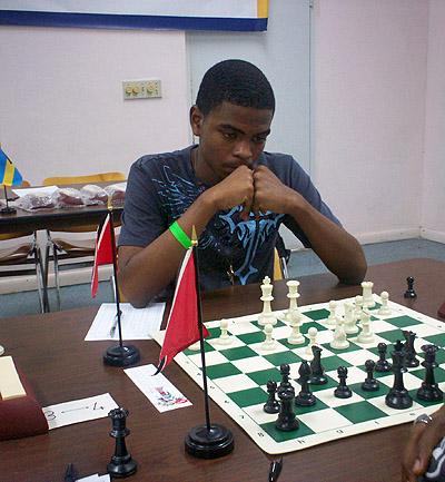 Keron Carbralis (Trinidad)