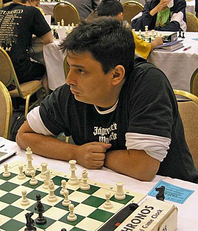 GM Julio Becerra