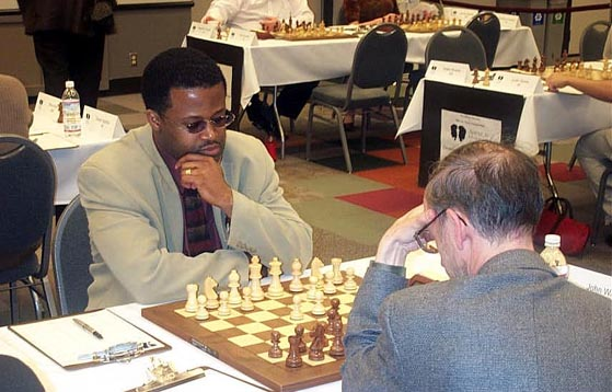 GM Maurice Ashley vs. IM John Watson