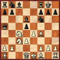 Gulko-Nakamura (position after 9...Ne5-c4!)