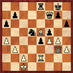 In DeFirmian-Nakamura, black played 30… Rxe5!