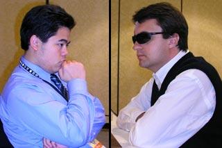Hikaru Nakamura vs. Alex Stripunsky