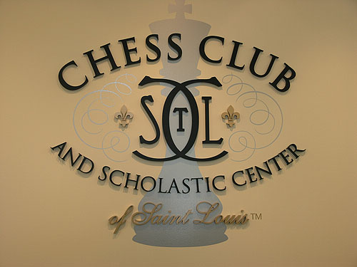 Chess Club & Scholastic Center for St. Louis. Photo by Daaim Shabazz.