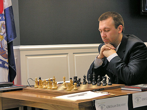 GM Gata Kamsky. Photo by Daaim Shabazz.