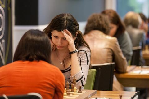 Alisa Melekhina (round 1)