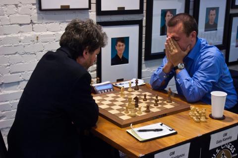 Kaidanov-Kamsky (round 4)