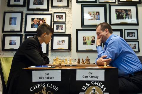 Robson-Kamsky (round 2)