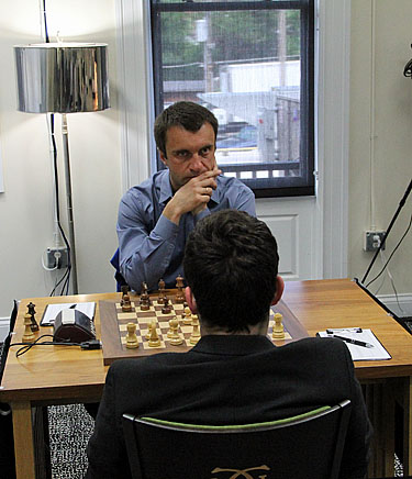 GM Alexander Stripunsky has clearly had his struggles.