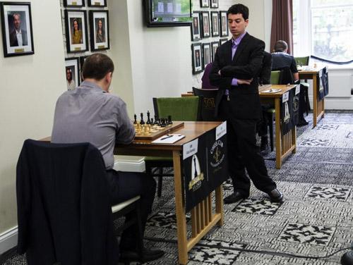 2014 U.S. Chess Championship
