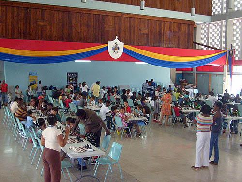 2010 UWI Open