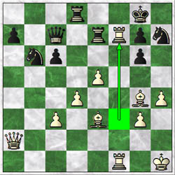 Topalov deals crushing blow with 38.Rxf7! Kramnik played a lackluster game and will need  to change the momentum of the match.