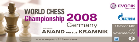 2008 World Chess Championship (Bonn, Germany)