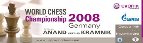 2008 World Chess Championship (Bonn, Germany)