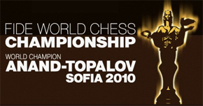2010 World Chess Championship (Viswanathan Anand vs. Veselin Topalov)