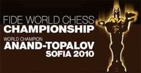 2010 World Chess Championship (Viswanathan Anand vs. Veselin Topalov)
