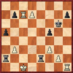Anand-Gelfand (game 3 after 37...Rxa2)