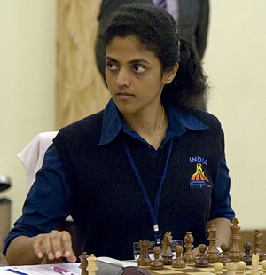 IM Dronavali Harika won exciting tiebreak.