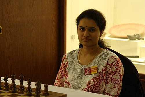 GM Koneru Humpy got off to a promising start.