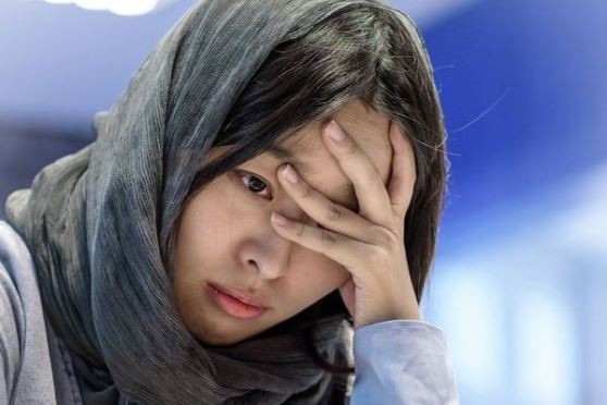Ju Wenjun in Women's Grand Prix, Tehran, 2016. Photo courtesy of chessdom.com