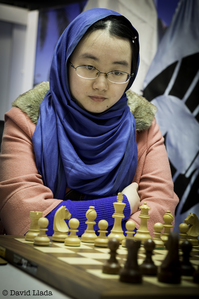 Tan Zhongyi, 2017 Women's World Chess Championship, Tehran, Iran
