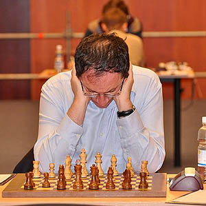 Boris Gelfand in form.