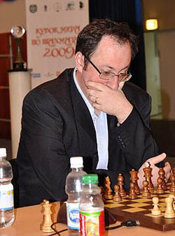 Boris Gelfand, 2009 FIDE World Cup champion