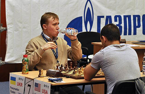 Ponomariov set to face off against 'marathon man' Akobian.